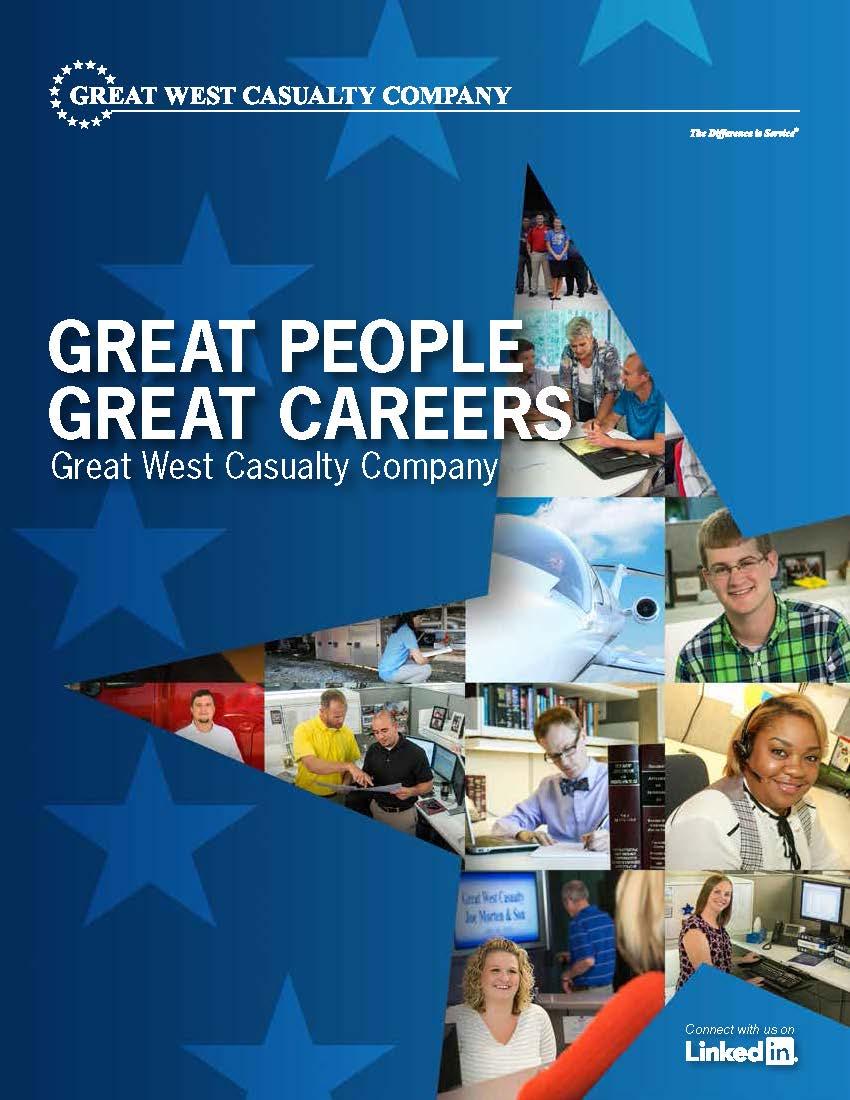 Great West HR Careers Booklet