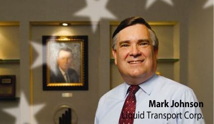 Mark Johnson - Liquid Transport Corp.