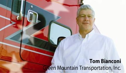 Tom Bianconi - Green Mountain Transportation, Inc.