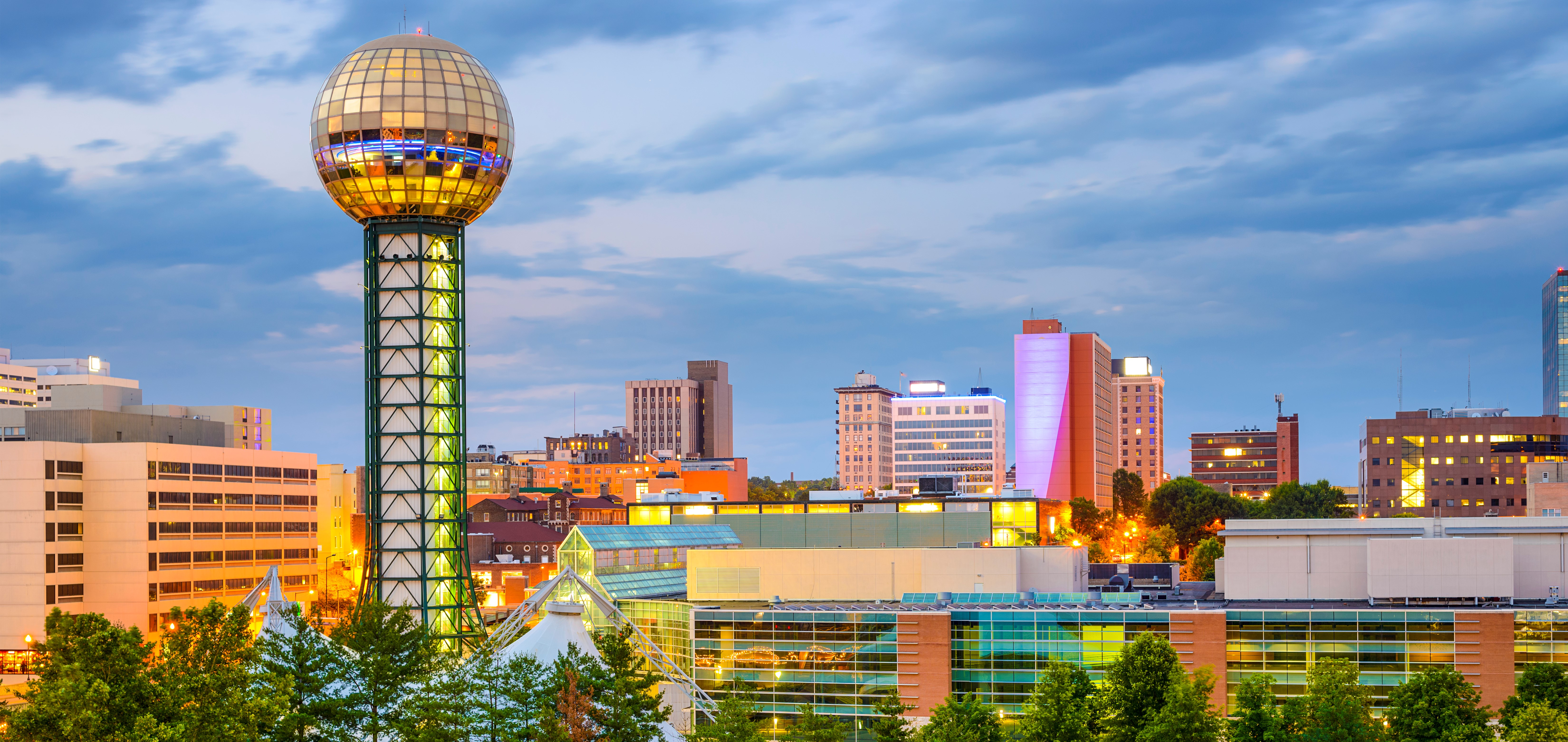 Knoxville Locations Page