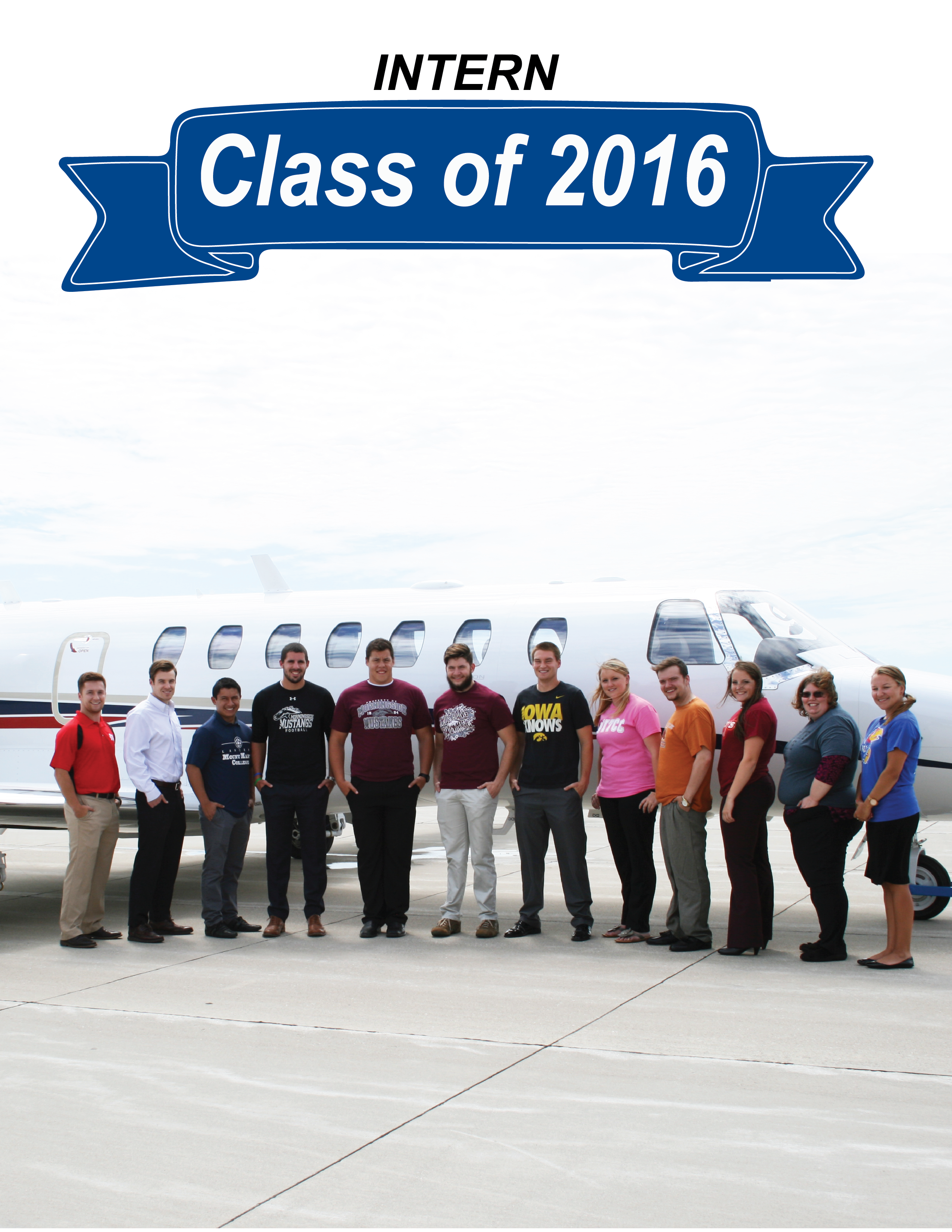 Great West Casualty Company Intern Class 2016