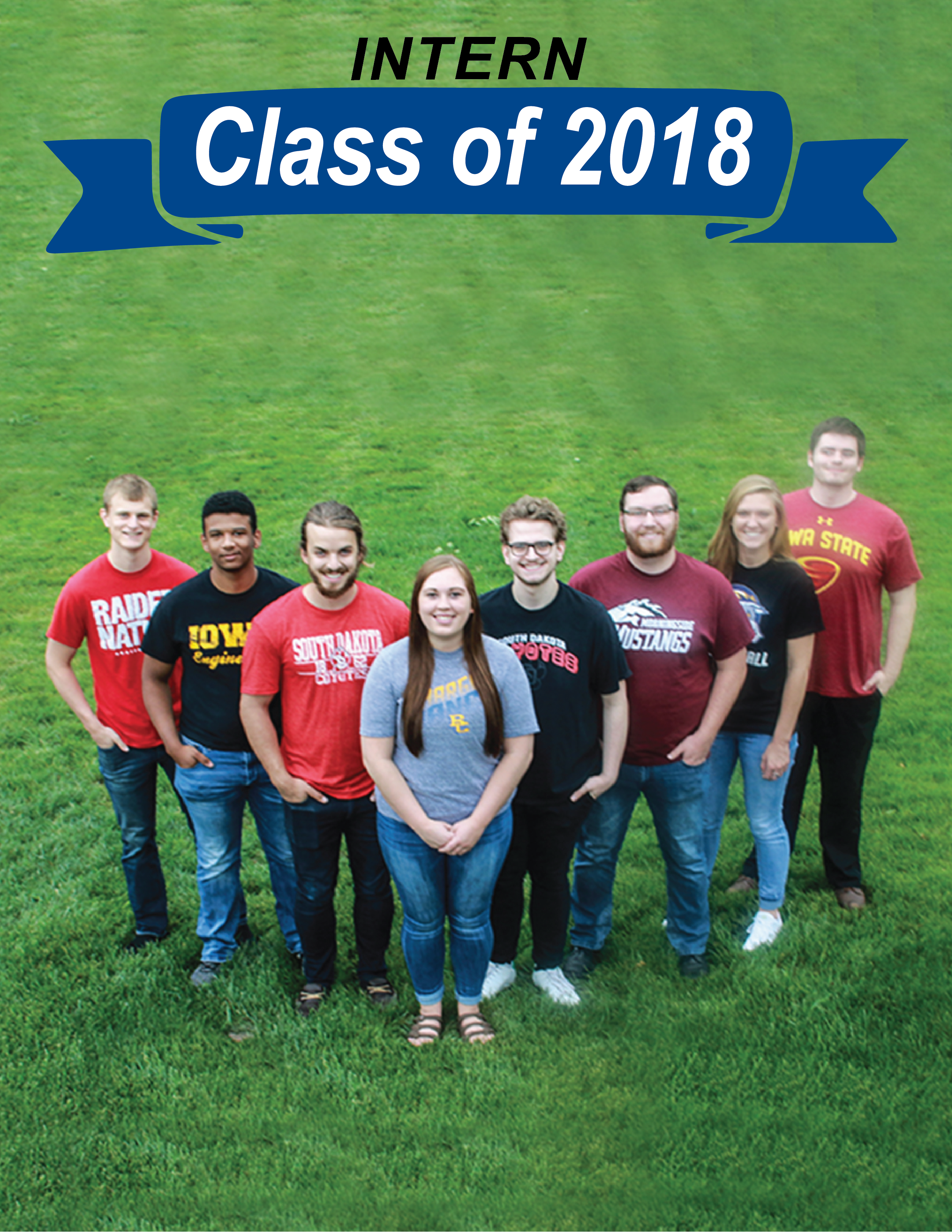 Great West Casualty Company Intern Class 2018